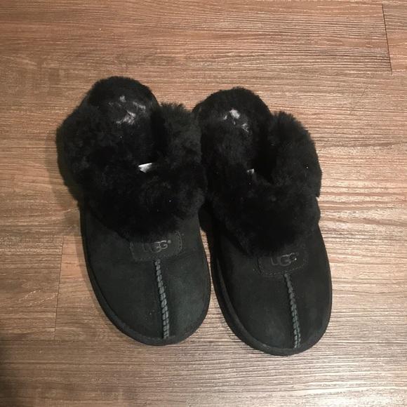 0211979ad36 Ugg Coquette Slipper In Black